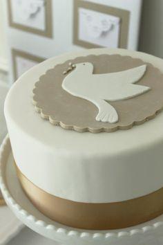 Torta con paloma