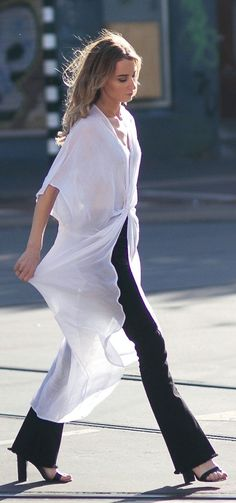 Queen Of Jet Lags White Light Maxi Dress