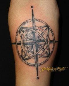 compass rose celtic center pretty much tattoos pinterest compass rose compass and tattoo. Black Bedroom Furniture Sets. Home Design Ideas