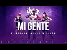 Mi Gente  - J. Balvin, Willy William | FitDance Life (Coreografía) Dance...