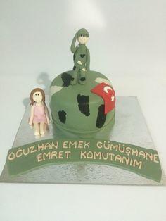 Asker pastası Cake