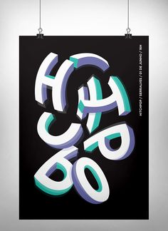 Hitchpop by Raquel Peixoto, via Behance