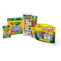 Crayola Colored Pencils 50Count and Colors PreSharpened Buys