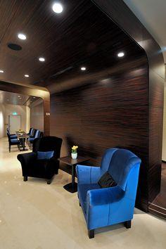 The Skycourt Lounge at Hungary Budapest - Liszt Ferenc International