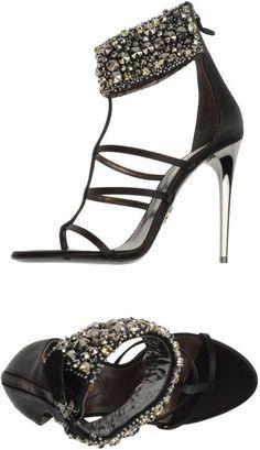 High Heeled Sandals - ROBERTO CAVALLI
