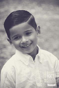My son refers to this hair cut as his gentlemen hair cut. (Little boy hair cut)