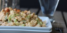 #paleo Chipotle Chicken Salad
