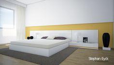Design interior - Casa D.P. - Galati - dormitor