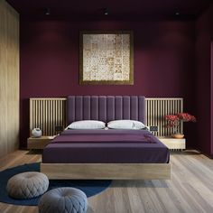 Ways To Decorate A modern bedroom sets rooms to go made easy Bedroom Design 2017, Bedroom Furniture Design, Modern Bedroom Design, Bedroom Layouts, Contemporary Bedroom, Bed Furniture, Bedroom Sets, Contemporary Office, Furniture Layout