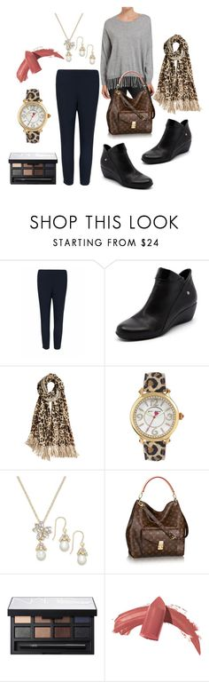 """""""Hint of Wild Cat"""" by barbara-ward-1 on Polyvore featuring Ted Baker, Zensu, Calypso St. Barth, Betsey Johnson, Charter Club, NARS Cosmetics and Elizabeth Arden"""