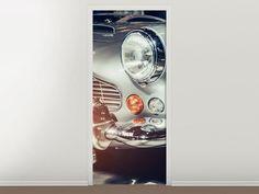 Türtapete Classic Car