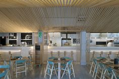 Galería - Restaurante Zapote / Módulo 11 - 13