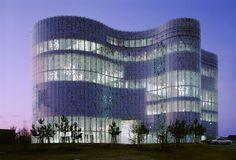 Herzog & de Meuron — Cottbus University Library