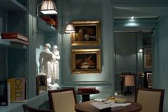 Stendhal Hotel, a boutique hotel in Rome