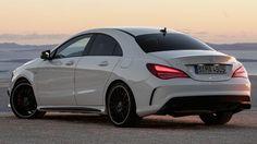 Mercedes-Benz CLA 45 AMG: cuando belleza y potencia se unen