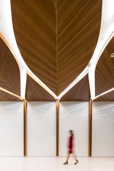 Virgin Lounge Melbourne | Tonkin Zulaikha Greer Architects (via www.pinterest.com/AnkApin/public-b-commercial)