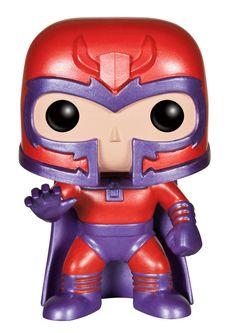 Marvel Comics POP! Vinyl Figur Magneto 10 cm X-Men - Hadesflamme - Merchandise - Onlineshop für alles was das (Fan) Herz begehrt!