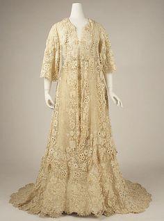 .Amazing antique lace