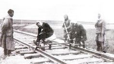 Women building the Trans-Polar Mainline - Joseph Stalin's deadly railway to nowhere - makes an interesting read and an insight into the time.
