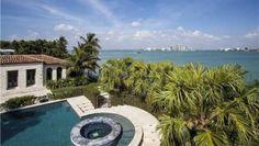 Matt Damon vende su mansión en Miami (V)