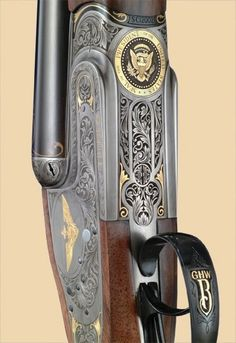 Cool gun that was made for a good president.