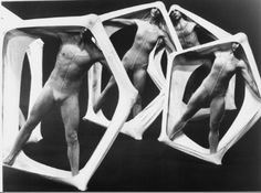 Alwin Nikolais' 1964 piece Sanctum