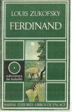 FERNANDINAND. LOUIS ZUKORSKY. BARRAL EDITORES. BARCELONA. 1970 - Foto 1
