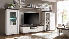 Kernbuche wohnzimmermöbel ~ Lovely wohnwand landhaus modern wohnzimmermöbel