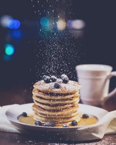 Banana-egg Pancakes