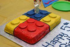 Lego Cake   Squiggle   Flickr