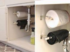 Resultado de imagem para organizar cozinha com estantes de plastico.