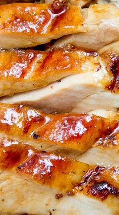 Panda Express Mandarin Teriyaki Chicken (Copycat) - Dinner, then Dessert Panda Express Teriyaki Chicken, Chicken Teriyaki Recipe, Chinese Chicken Recipes, Panda Express Recipes, Panda Express Menu, Frango Chicken, Asian Recipes, Healthy Recipes, Mets