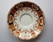 Roslyn China Saucer. Replacement Saucer. Imari Tea Cup or Trio Replacement. Roslyn Reid and Co