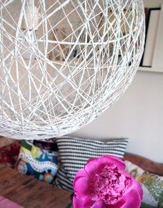 string lantern