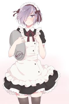 Touka / maid