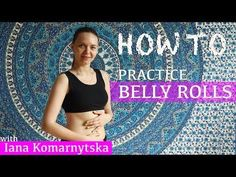 IanaDance: How to Practice Belly Rolls Belly Dancer Costumes, Jazz Dance Costumes, Belly Dancers, Belly Dance Lessons, Belly Dancing Classes, Belly Roll, Dance Like No One Is Watching, Tribal Belly Dance, Fitness Workout For Women