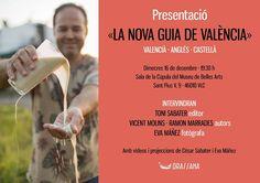 Valencia: Presentació de La nova guia de València - Eventos España