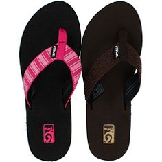 b3e6410e1 Teva mush ii 2 pack tread brown deco stripe fuschia