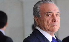 Michel Temer está com obstrução parcial de artéria coronária: Presidente da República teria sido diagnosticado com problema no coração,…