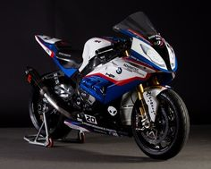 BMW S1000RR de Sylvain Barrier