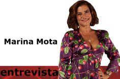 """Marina Mota em entrevista: """"profissionalmente tenho tido uma vida cheia"""""""