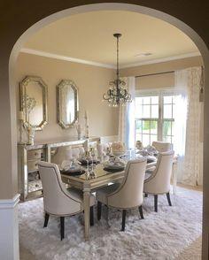 25 Formal Dining Room Ideas (Design Photos) in 2018 | Dining Room ...