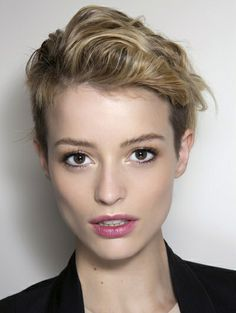 short hair | trend spring 2014 | ELLE NL boyish haircut