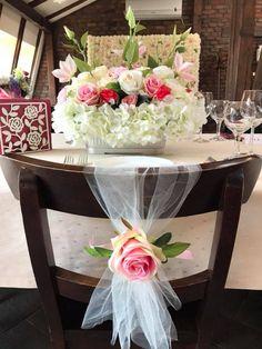 Arnajament masa si decoratiune scaun