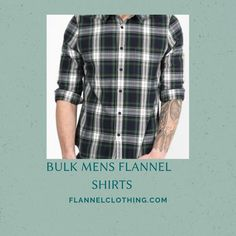 Flannel Clothing is here offering the best wholesale mens flannel shirt for your store at cheap bulk prices. Catch them fresh from the manufacturer hub today and order them order today! Flannel Clothing, Flannel Outfits, Short Sleeve Flannel, Mens Flannel Shirt, Flannelette Shirt, Collar Styles, Plaid Pattern, Men Casual, Fresh