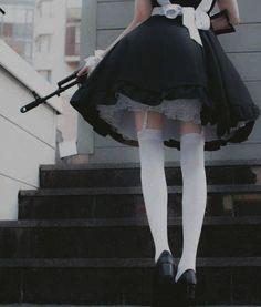 The Best Concealed Carry Guns For Women - Allgunslovers Gun Aesthetic, Aesthetic Clothes, Aesthetic Japan, Poses, Pelo Emo, Maid Dress, Cosplay, Kawaii Girl, Black Butler