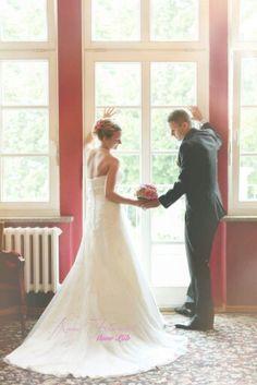 Hochzeit im Schloß Wulkow