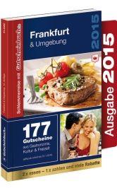 Gutscheinbuch Frankfurt & Umgebung