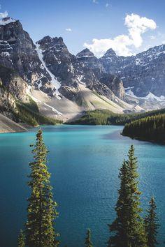 Italian-Luxury — wnderlst:  Moraine Lake, Canada | Riley Found