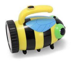 Bibi Bee Flashlight  Item #: 6113    Price: $12.99